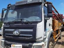 车主出售15年出厂九合重工29米泵车(轴距4.8米 农村干活神器)