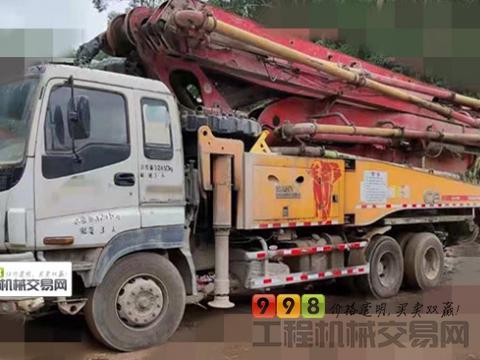 精品出售13年出厂三一五十铃49米泵车(C8系列)
