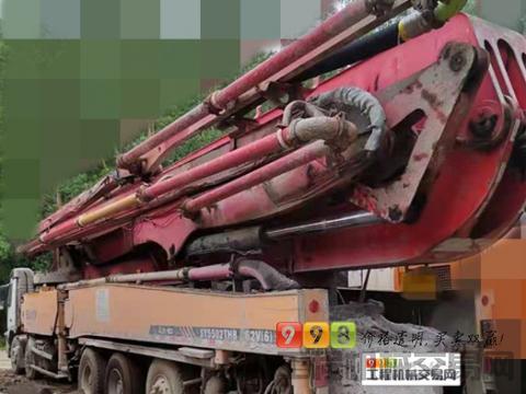 精品出售13年出厂三一沃尔沃62米泵车