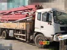 终端出售17年天亿东风30米泵车