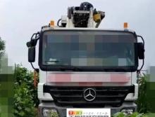 出售08年中联奔驰42米泵车