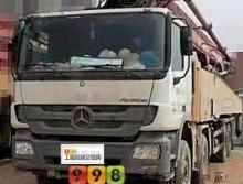 精品转让13年徐工奔驰56米泵车(6节臂双胞胎)