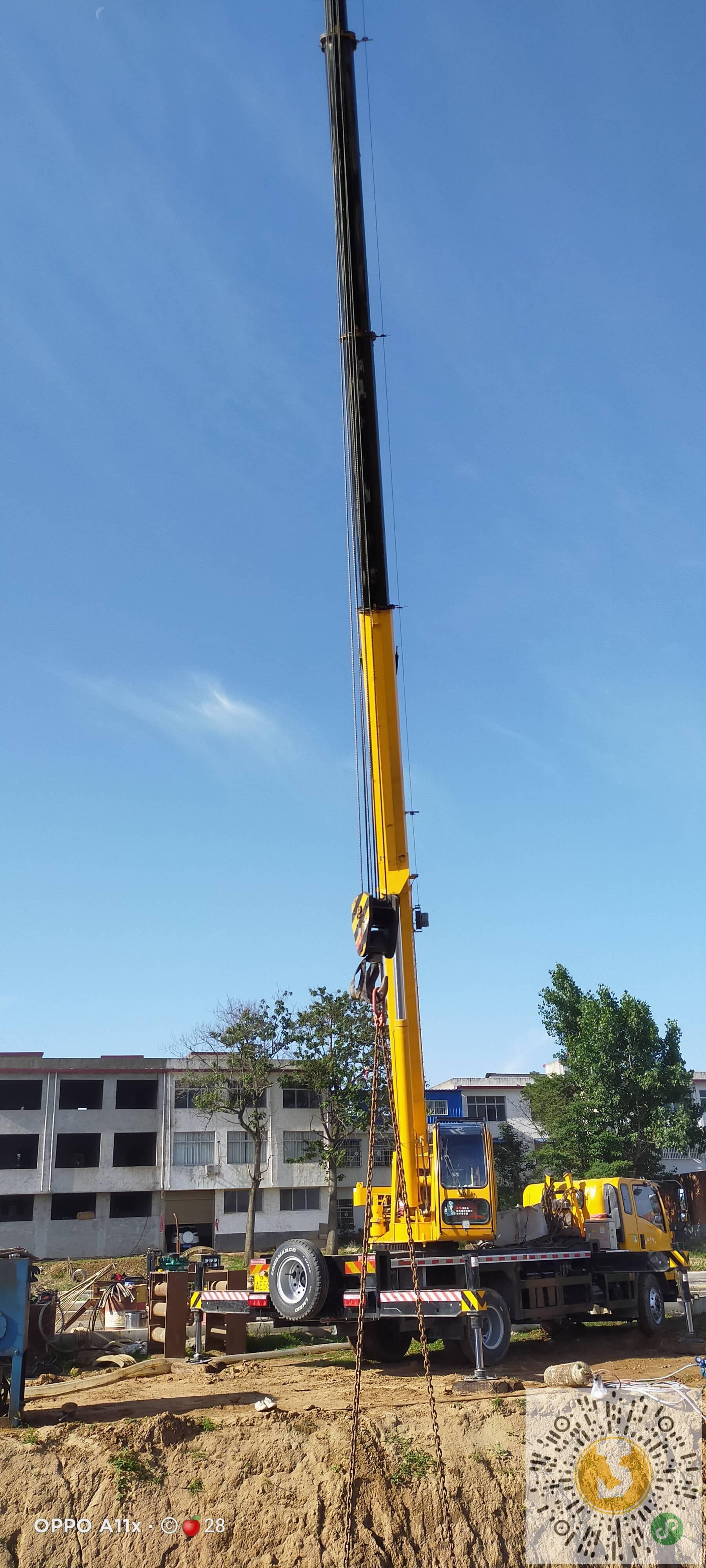 转让其他2019年12吨吊车