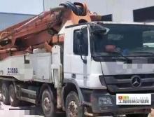裸车出售2013年出厂中联奔驰叉腿52米(出口神器+双主油泵大排量)