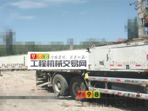车主出售12年中联奔驰47米泵车