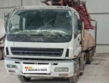 精品出售11年三一五十铃48米泵车