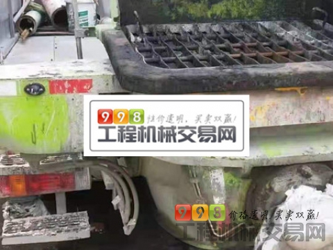 精品出售18年中联解放10022车载泵(裸车)