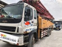 精品终端出售12三一五十铃49米泵车