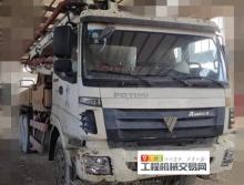 11年福田37米泵车