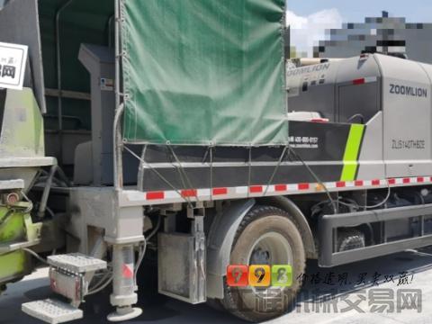 超低首付提2020年中联10022车载泵(1万多方)