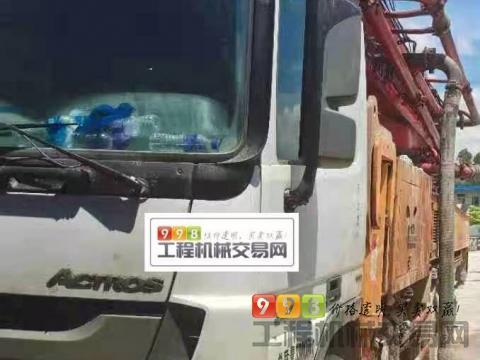 出售14年出厂三一奔驰C9系列52米泵车(国四)
