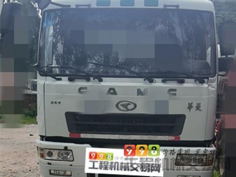 精品出售15年12月华菱星马大12方搅拌车【国四】