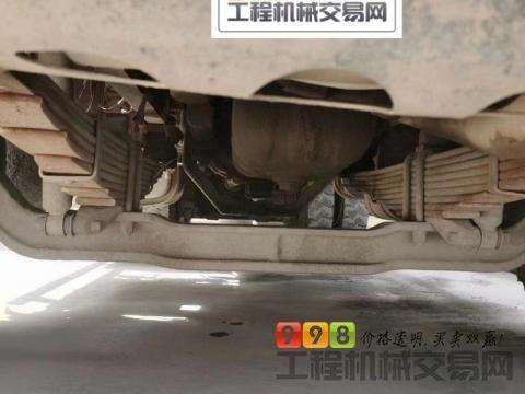 车主出售14年华菱星马12方搅拌车(国四)