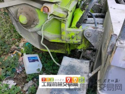 精品出售18年中联东风10022车载泵(一万七千方)
