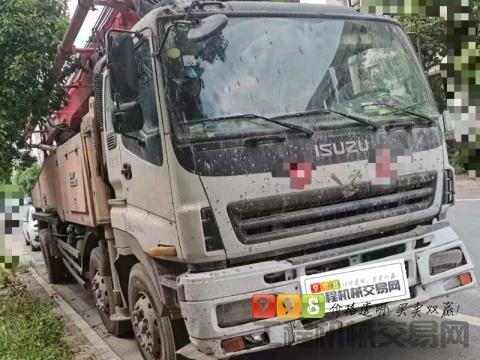 出售2014年三一五十铃56米泵车