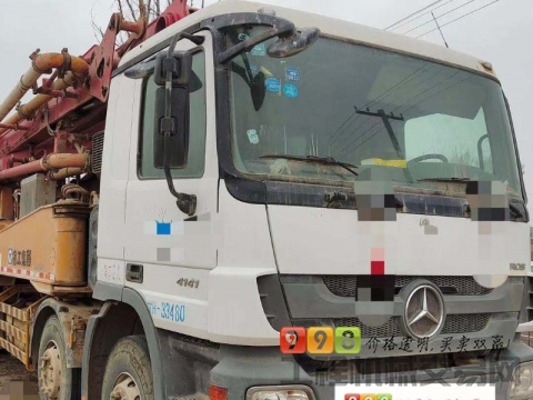 终端出售2011年徐工奔驰48米