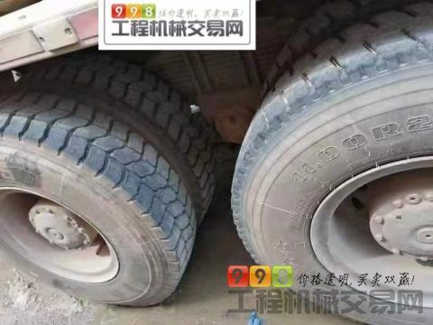 出售15年华菱星马12方搅拌车(国四)