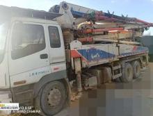 精品出售11年出厂中联五十铃37米泵车(整车不漏油+自开自打)