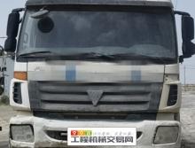 出售14年福田欧曼52米泵车(新疆车)
