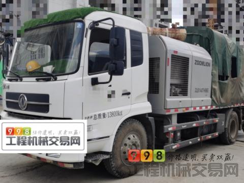 出售2020年出厂中联东风10020车载泵