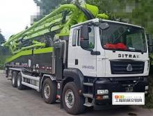 准新车出售2020年中联汕德卡63米泵车(首付+国五+分期)一口价