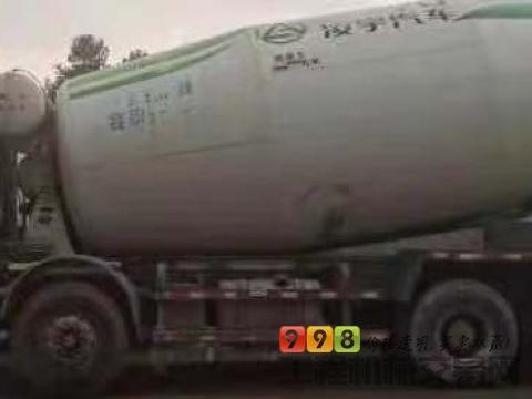 精品出售17年中集豪沃20方搅拌车(国五多台)