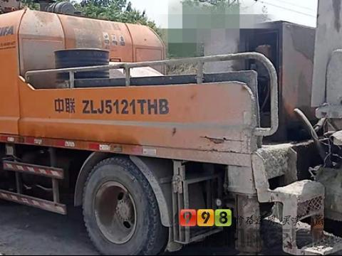 精品转让13年出厂中联东风9014车载泵(暂不出售)