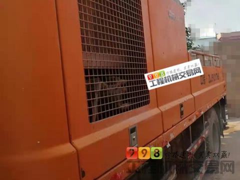 出售13年中联东风9014车载泵