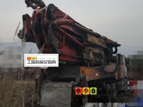转让14年三一奔驰49米泵车(火烧车·欢迎出价)