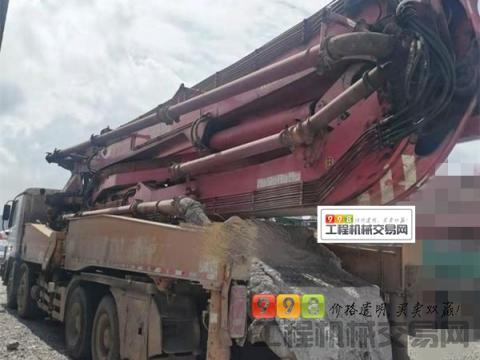 出售14年徐工奔驰52米泵车(价高)