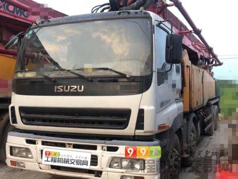 出售14年4月徐工五十铃56米泵车