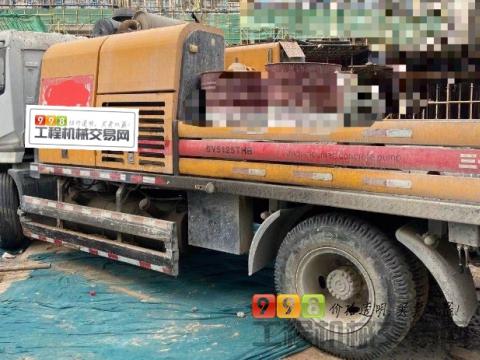 裸车出售2011年三一东风9018车载泵