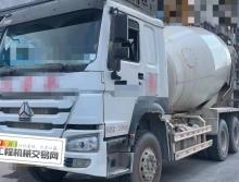精品出售18年中集豪沃12方搅拌车(国五)