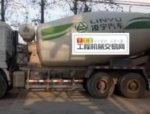 终端出售18年陕汽德龙15方搅拌车(国五)