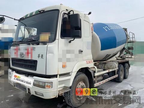 精品出售2017年华菱12方搅拌车(国五)
