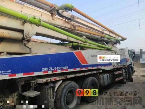 出售2012年出厂的中联斯堪尼亚56米(超高性价比)