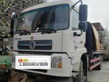 出售2018年三一东风底盘10020车载泵(国五)