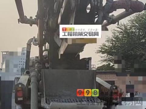 精品出售2012年7月出厂中联五十铃叉腿38米(260缸大排量.无需添钱直接上工地)