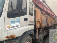 出售13年徐工五十铃52米泵车【价高】