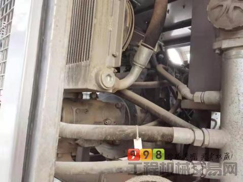 极品一口价出售19年中联解放10022车载泵(3万方送400米无缝高压管)