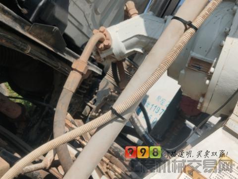 出售2015年华菱大12方搅拌车