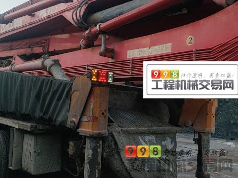 车主精品出售14年差5天出厂徐工奔驰60米泵车