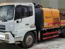 出售11年出厂三一东风9018车载泵(车况保证!)