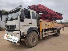 精品出售19年科尼乐斯太尔37米泵车(3万方)