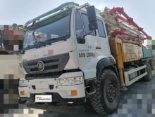 精品出售19年徐工斯泰尔37米泵车(国五 准新车)