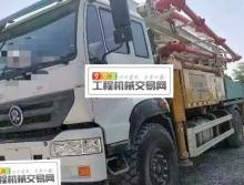 终端出售19年徐工斯太尔37米泵车(国五价高)