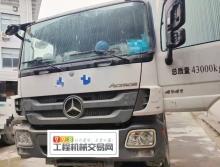 精品出售17年出厂徐工奔驰53米泵车(国四)