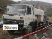 出售08年中联东风9014车载泵