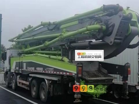 精品出售18年中联奔驰56米泵车(国五)