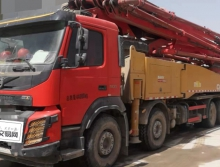 精品出售19年三一沃尔沃56米泵车(国五)
